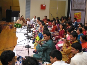 Singers of Sydney with Chennai Musicians and maestros