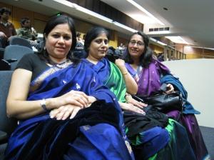 Sydhwanies, Jayanthi, Sita and Sumi