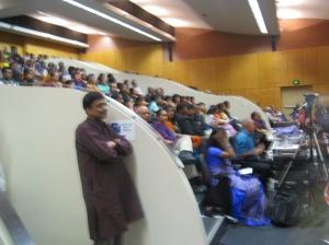 Jeyendran - Swaralaya's Organiser
