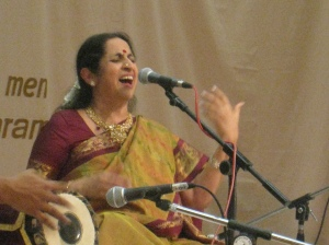 Aruna Sairam, the Voice