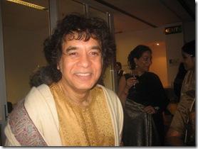 Ustad Zakhir Hussain
